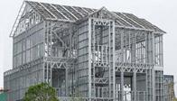 hafif çelik yapı
