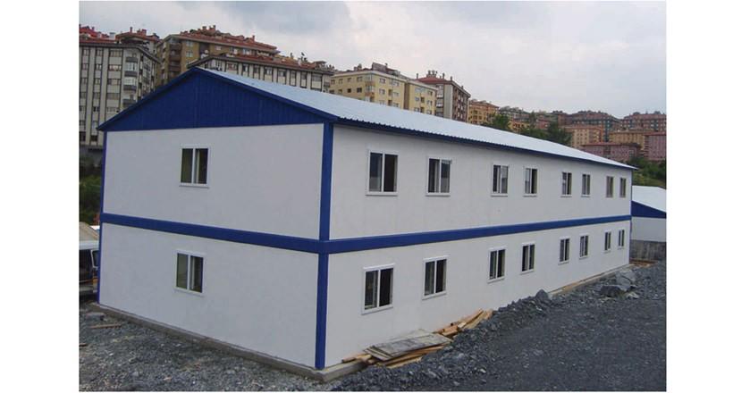 Prefabrik Ofis 002