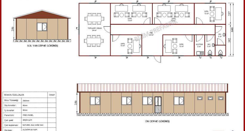 prefabrik ofis projeleri bzm 09