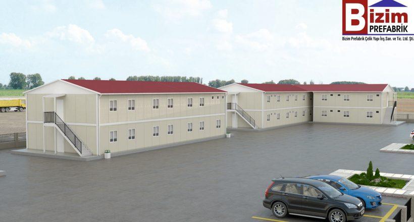 Prefabrik Ofis Fiyatları